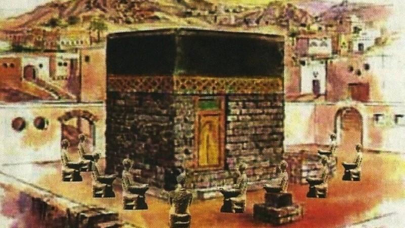 Sejarah Berhala di Sekitar Ka'bah dan Kehancurannya di Bulan Ramadhan