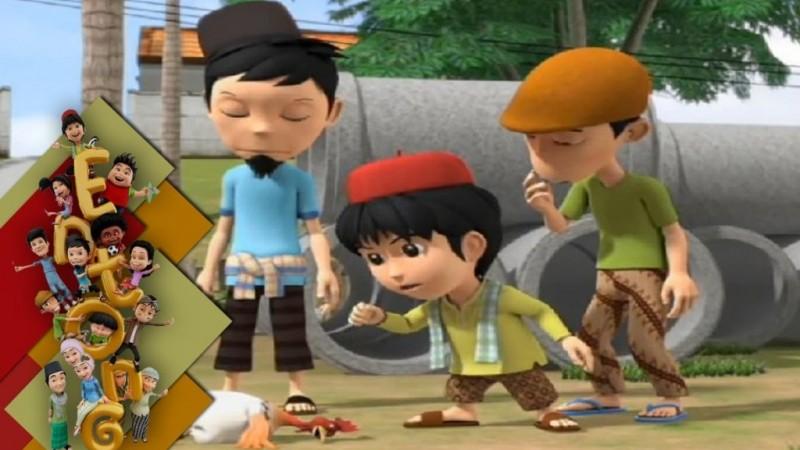 Perilaku Antisosial dalam Film Kartun Anak-anak