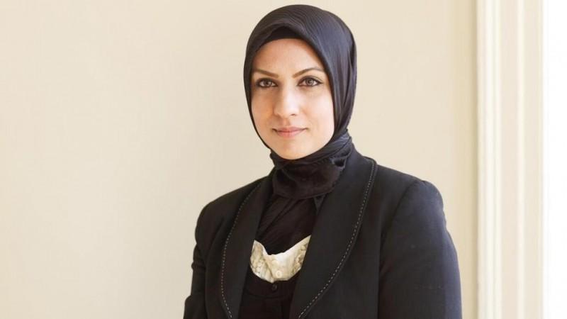 Raffia Arshad, Hakim Muslimah Berjilbab Pertama di Inggris