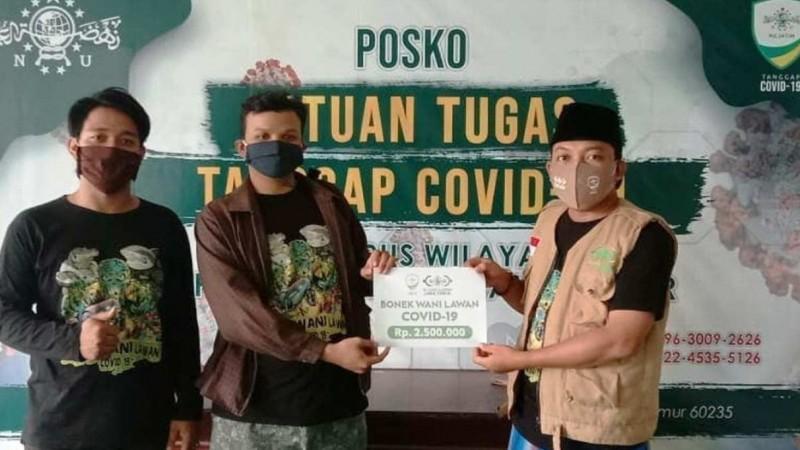 Bonek Surabaya Sisihkan Keuntungan untuk Tenaga Medis Covid-19