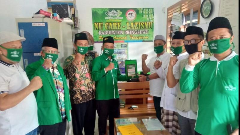 NU Lampung Utara Belajar Kesuksesan LAZISNU Pringsewu Kelola Koin