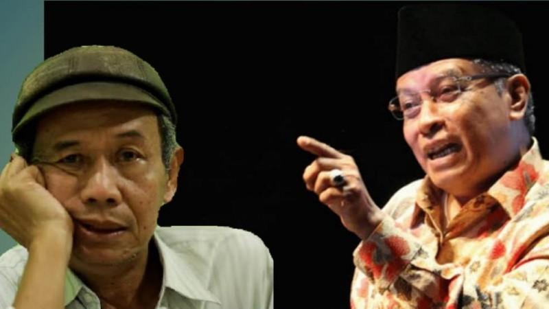 Kiai Said Ajak Santri Jadikan Sastrawan Ahmad Tohari sebagai Inspirasi