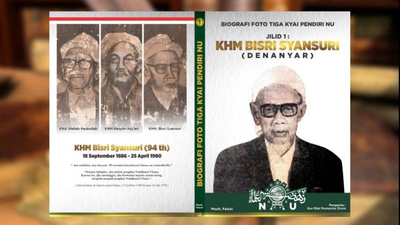 Foto-foto Langka Kiai Bisri Syansuri dalam Biografi Foto
