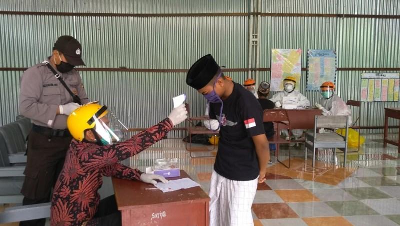 Pesantren di Bondowoso Siap Sambut Santri dengan Protokol Kesehatan