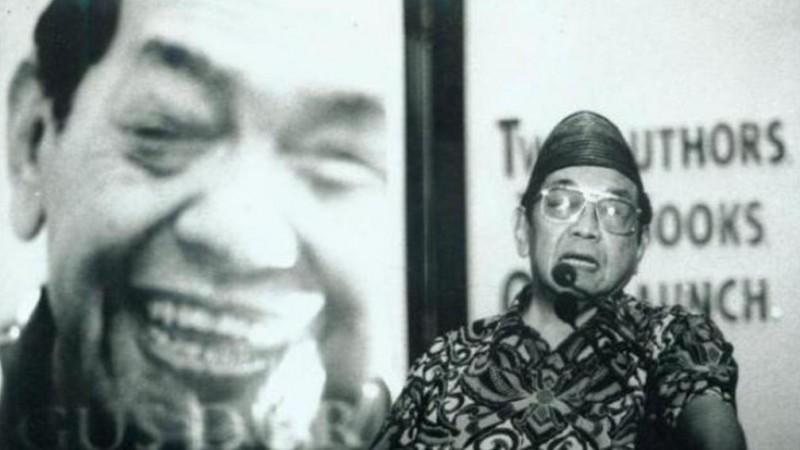 KH Abdurrahman Wahid. (Foto: dok. istimewa)