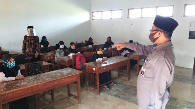 Madin Tegal Gandeng Kemenag Gelar Simulasi Pembelajaran Madrasah Diniyah