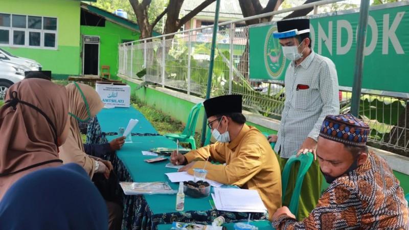 Pesantren Al-Mizan Majalengka Buka Kembali Aktivitas Santri
