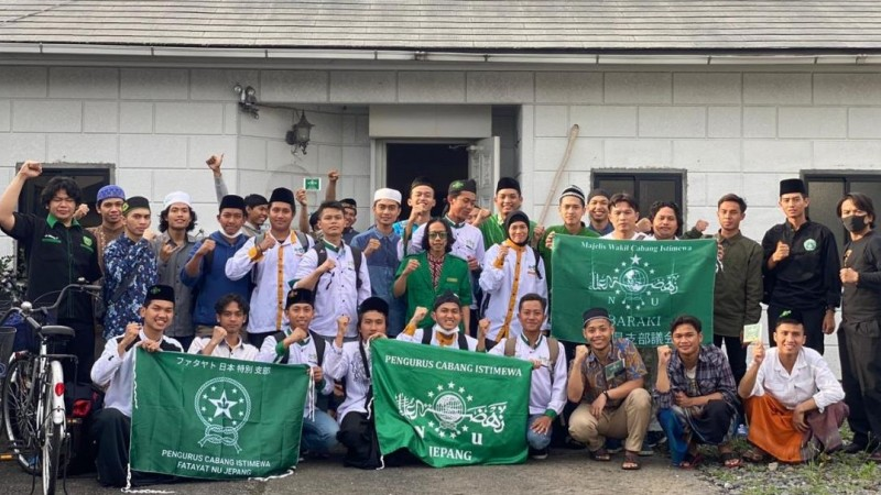 MWCINU Ibaraki Jepang Wadahi Perantau, Hindari Terjebak Islam Radikal