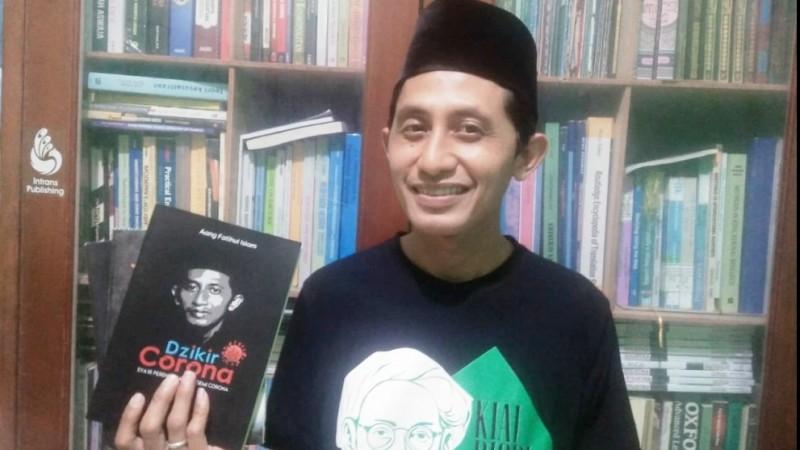 Ketua LDNU Jombang Rampungkan 5 Buku di Tengah Pandemi