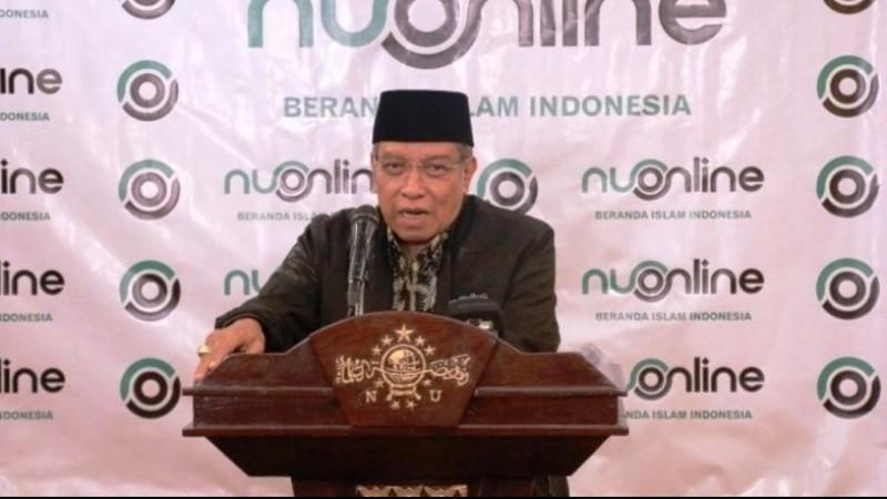 KH Said Aqil Siro, Ketua Umum PBNU. (Foto: NU Online)