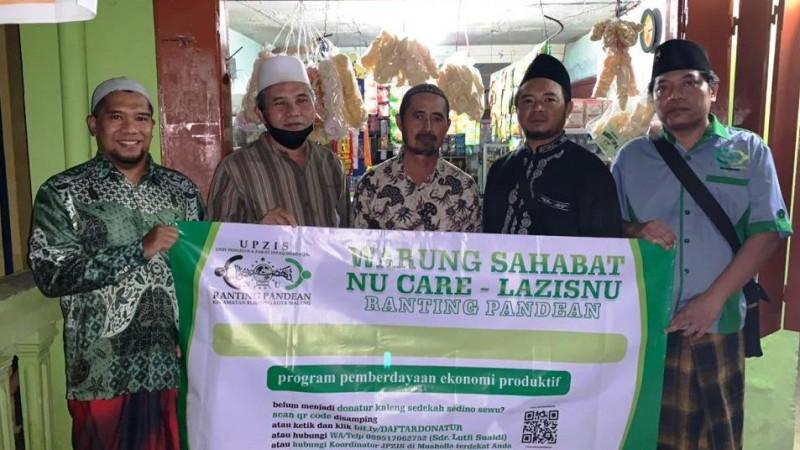 Sejumlah Fakir di Kota Malang Bisa Belanja Gratis di Warung Sahabat