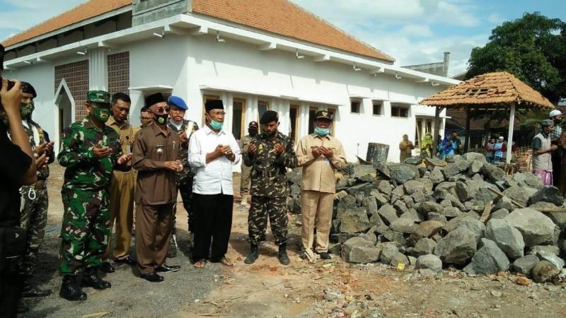 Masjid  Baru NU Bondowoso Akan Diberi Nama Tokoh NU