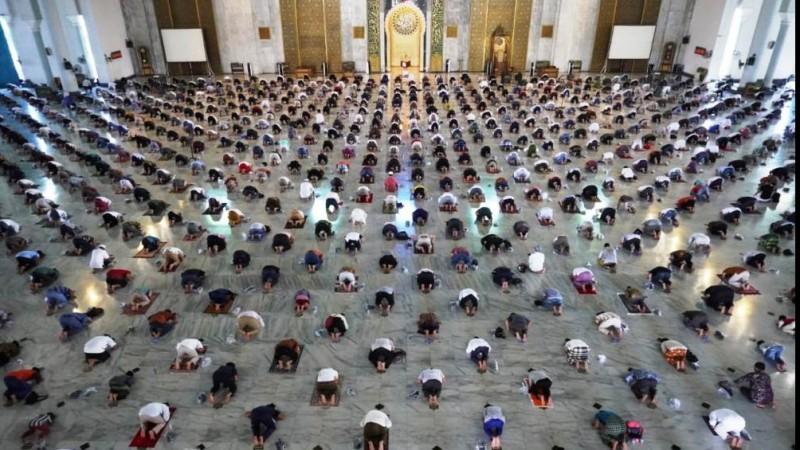 Mau Shalat Idul Adha di Masjid Al-Akbar Surabaya? Perhatikan Ketentuan Berikut