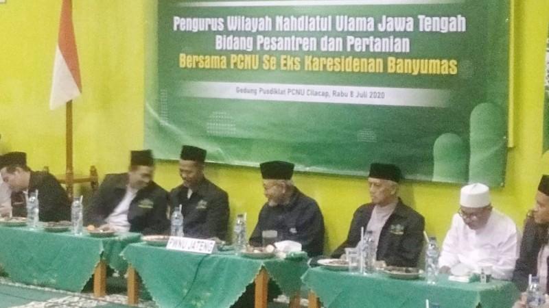 NU Jateng: Konsolidasi PCNU untuk Perkuat Pertanian dan Pesantren