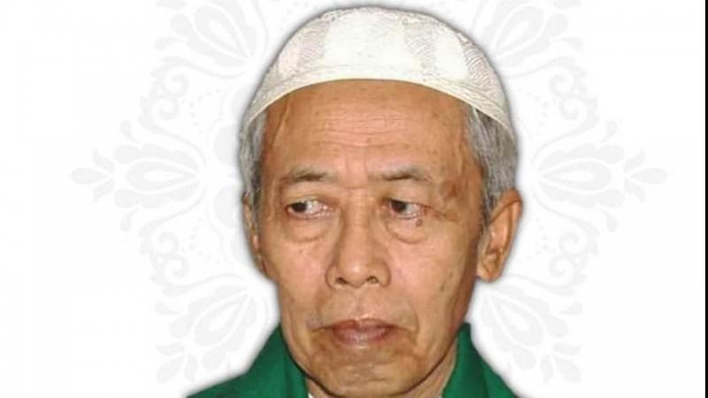 Mustasyar PCNU Kencong, Jember, Jawa Timur, KH Achmad Maddah Zawawi. (Foto: NU Online/Aryudi AR)