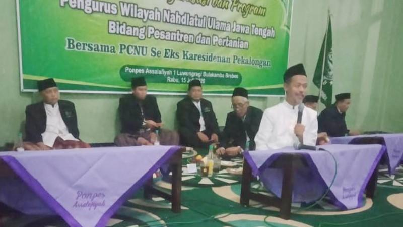 NU Jateng Dorong LAZISNU Beri Perhatian ke Madrasah Diniyah