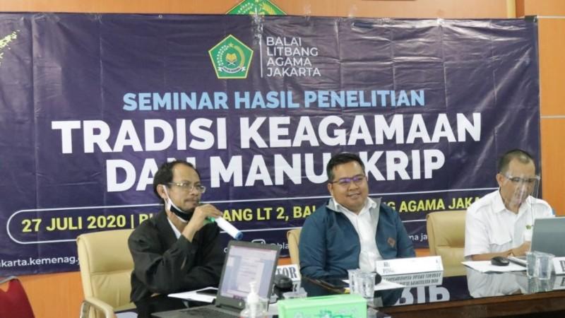 Kepala BLA Jakarta: Budaya dan Agama Saling Bersinergi