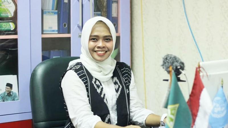 PP IPPNU Ajak Mahasiswa Bimbing Generasi Z Soal Moderasi Beragama