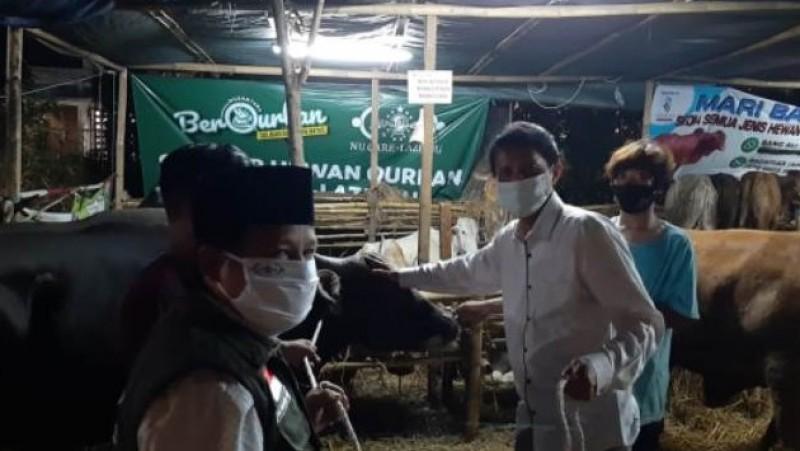 Meski Pandemi, Penerimaan Hewan Kurban oleh NU Care-LAZISNU Meningkat