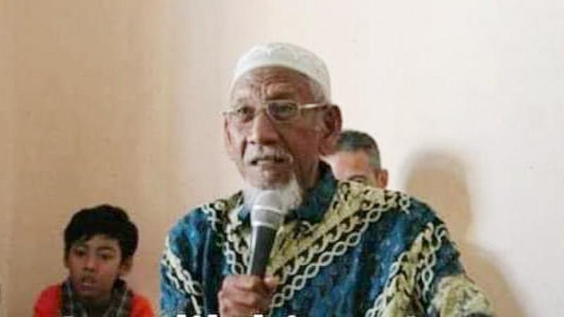 Almarhum Umar Mustha pegiat seni Lesbumi Jateng era 60an wafat (Foto: Dokumen)