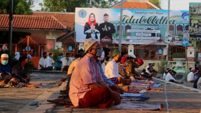 Ketua Masjid Agung Brebes: Ibadah Kurban, Bukan Sekadar Menyembelih