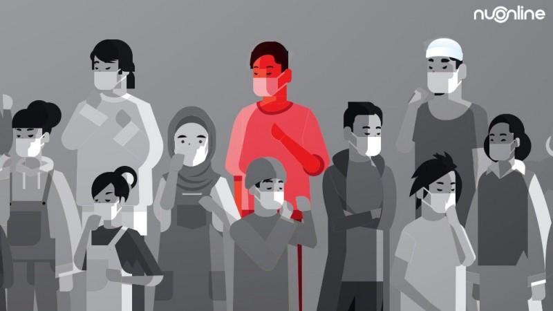 Nilai Ibadah Pakai Masker di Masa Pandemi