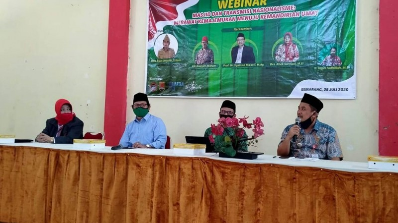 PCNU Semarang: Setiap Warga Negara Miliki Tugas yang Sama Jaga NKRI