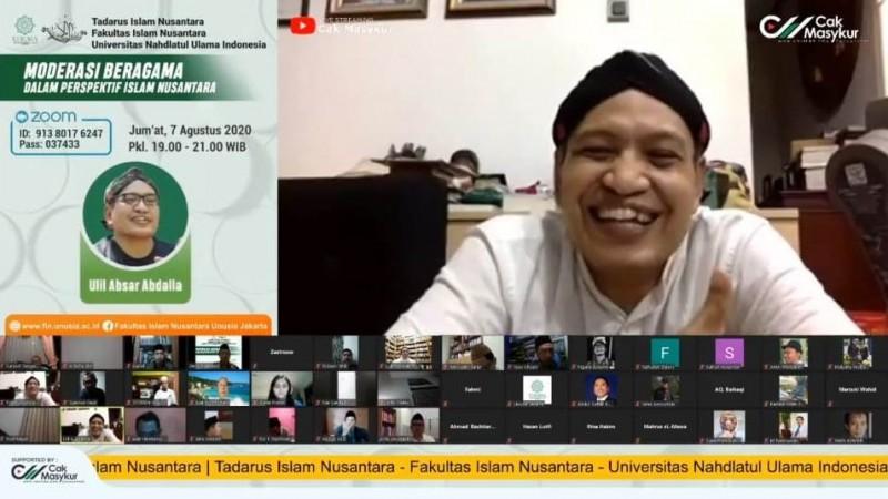 Penyebab Moderatisme Islam di Indonesia menurut Gus Ulil