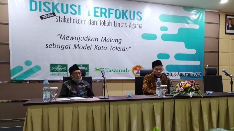 Lakpesdam PCNU Malang: Perbedaan Harus Dikelola untuk Merawat Kebersamaan