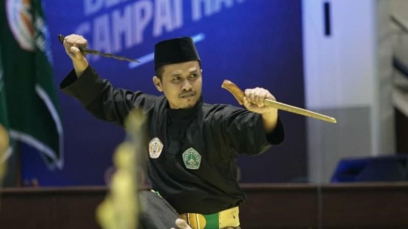 Olah Fisik Hadapi Corona, NU di Tangerang Dirikan Pagar Nusa