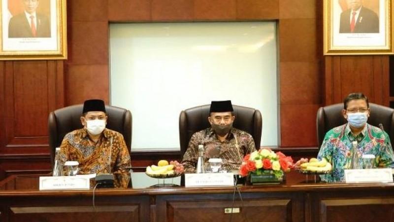 Kemenag Luncurkan Program Gerakan Pemberdayaan Komunitas Guru Madrasah