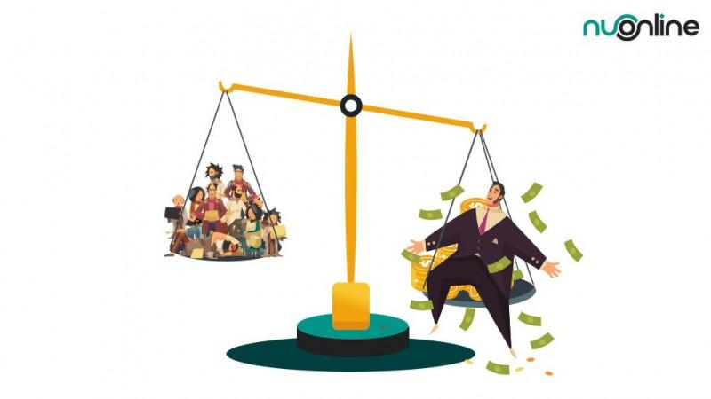 Memerdekakan Diri dari Ketimpangan Ekonomi dan Sosial