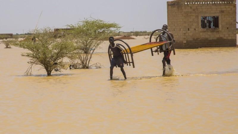 Banjir di Sudan Tewaskan 65 Orang, Rusak 34 Ribu Rumah