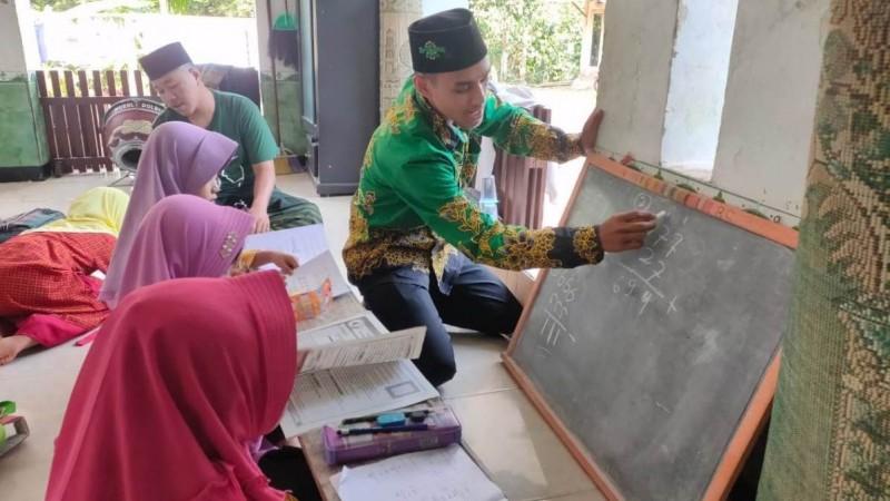 Atasi Keruwetan Belajar Daring, IPNU-IPPNU Sukorambi Jember Gelar Educare