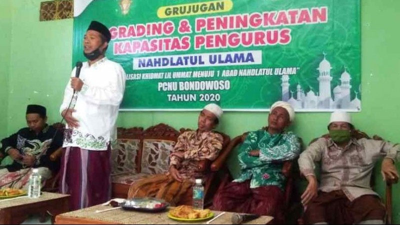 Perkuat Kiprah Jamiyah, NU Kabupaten Bondowoso Gelar Turba