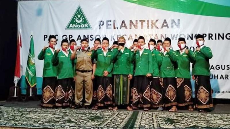 GP Ansor Pekalongan Harus Jadi Agen Perubahan dan Solutif