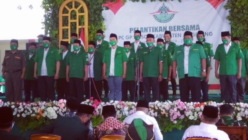 Pesan Mbah Wahab Jadi Inspirasi Kepemimpinan Ansor Magelang