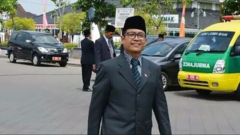 Innalillahi, Wakil Ketua PCNU Demak Anang Badrul Kamal Wafat