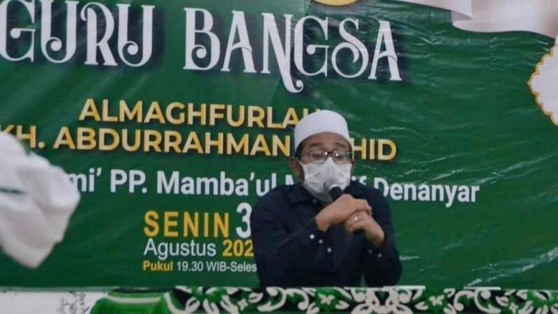 Pesantren Denanyar Peringati Haul Ke-11 Gus Dur Berdasarkan Tahun Hijriyah