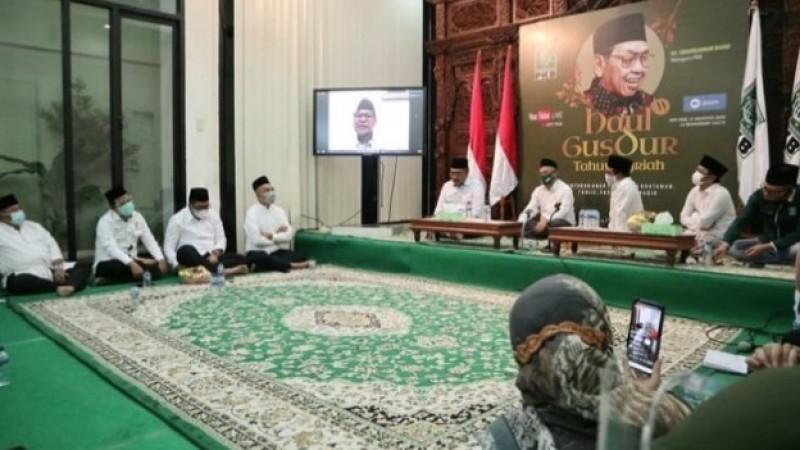 Wakil Ketua DPR: Perjuangan Gus Dur Cermin Kehidupan Bangsa