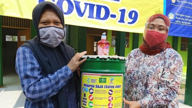 LKNU Beri Stimulan CTPS ke Warga dan Pesantren di Cirebon