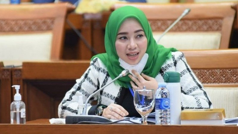 Anggota Banggar DPR RI Dorong Pemerintah Tingkatkan Bantuan untuk Pesantren