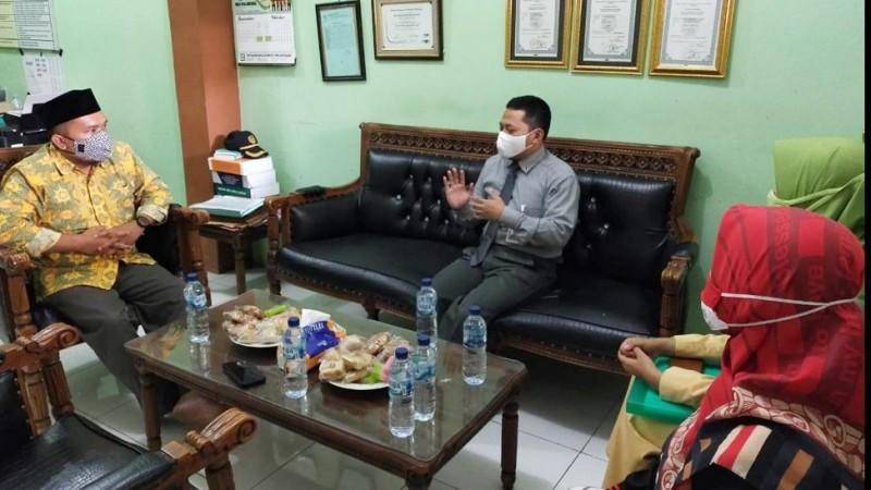 Gandeng Perbankan Syari'ah, SMK Wali Songo Jepara Tingkatkan Kompetensi Siswa