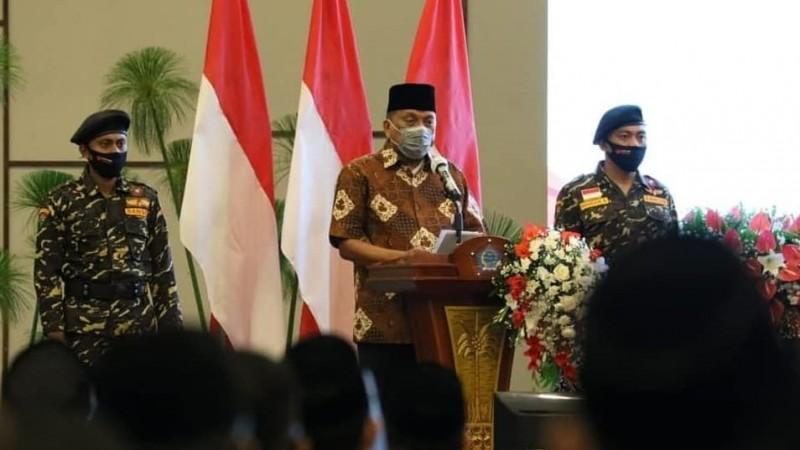 Gubernur Sulawesi Utara Tegaskan Dukungan Ansor Dibutuhkan untuk Kemajuan Daerah