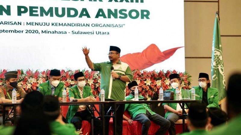 Konbes GP Ansor Rekomendasikan Penanganan Covid-19