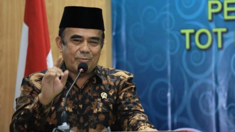 Menag Fachrul Razi Terkonfirmasi Positif Covid-19, Begini Kondisinya