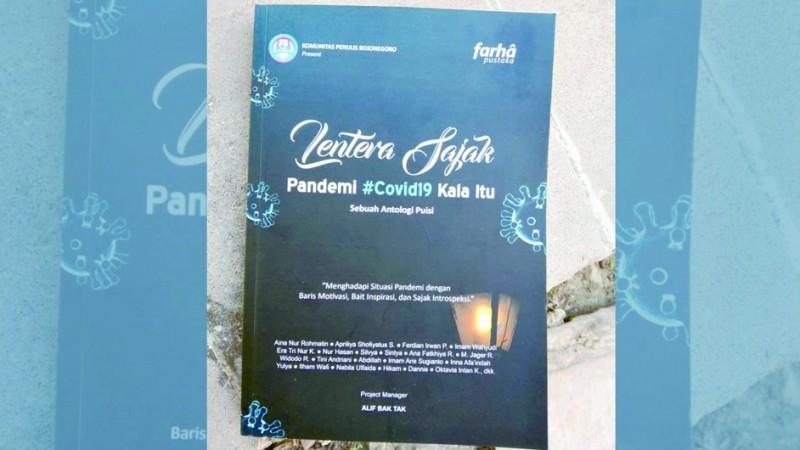 Kader Ansor Bojonegoro Terbitkan Buku Kumpulan Puisi