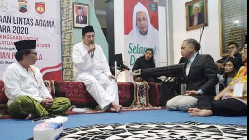 Habib Luthfi: Indonesia Raya Tak Sekadar Lagu