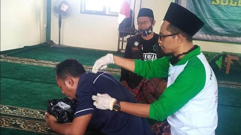 Jaga Imun, Kantor PCNU Sukoharjo Buka Praktik Ruqyah