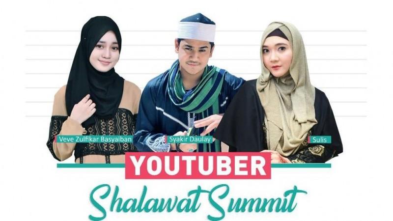 Kemenag Gelar Youtuber Shalawat Summit
